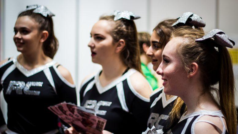 Cheerleader (c) Lea Reiner